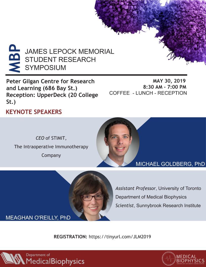 Poster for JLM Symposium